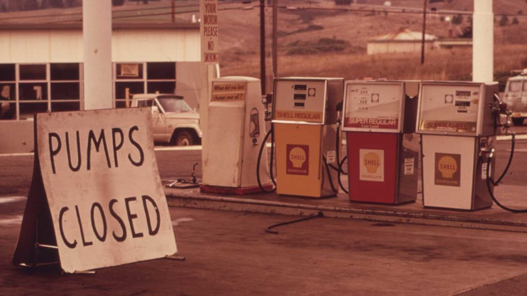 Crisi petroli 1973