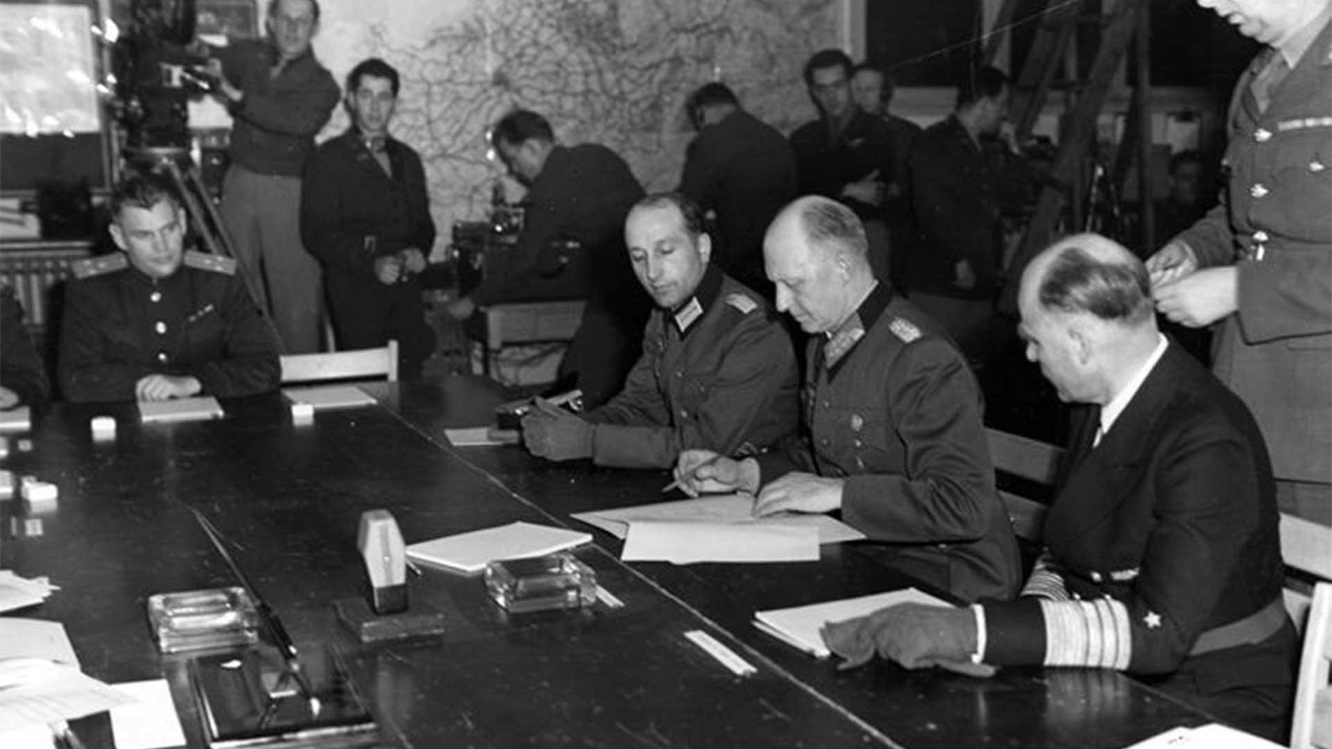 Derrota nazi IIGM