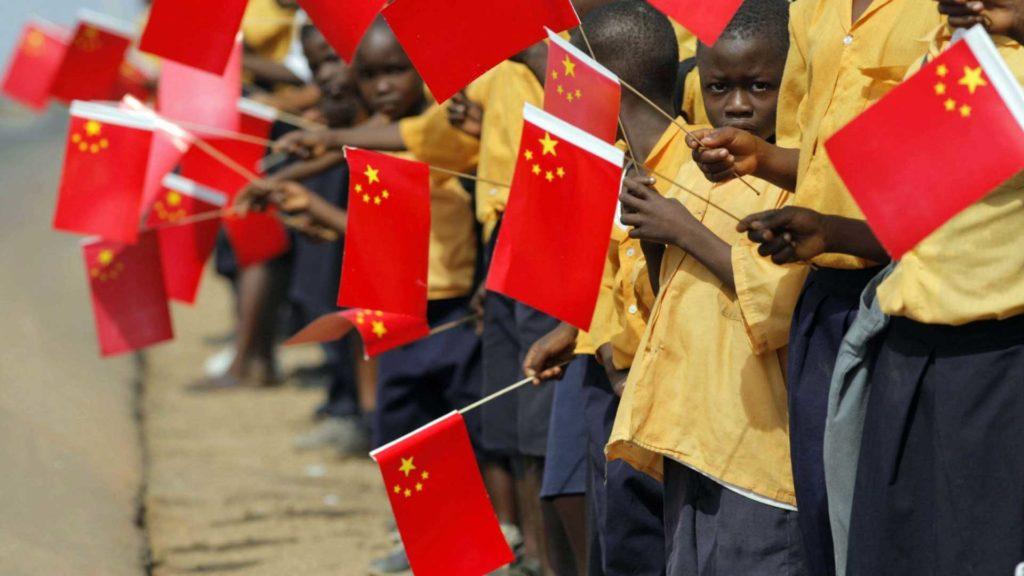 Neocolonialismo China África