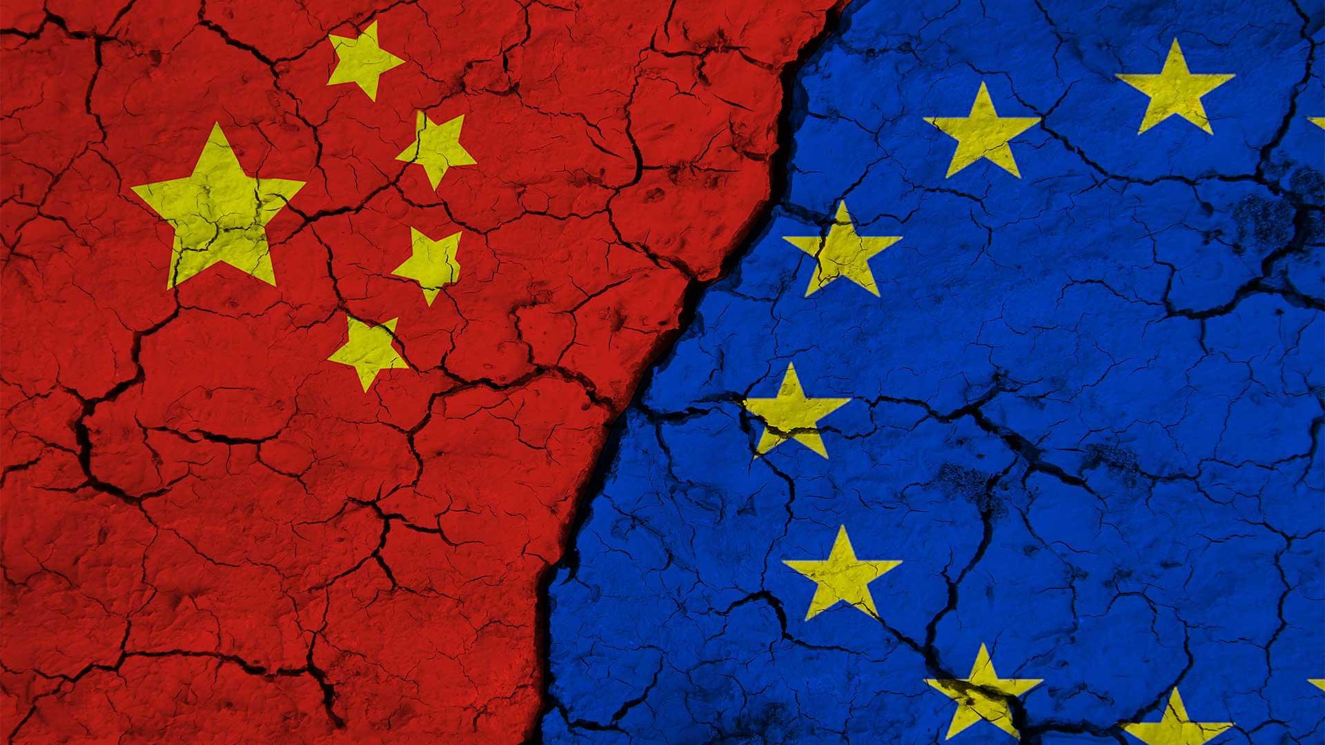 Europa i Xina: distanciament