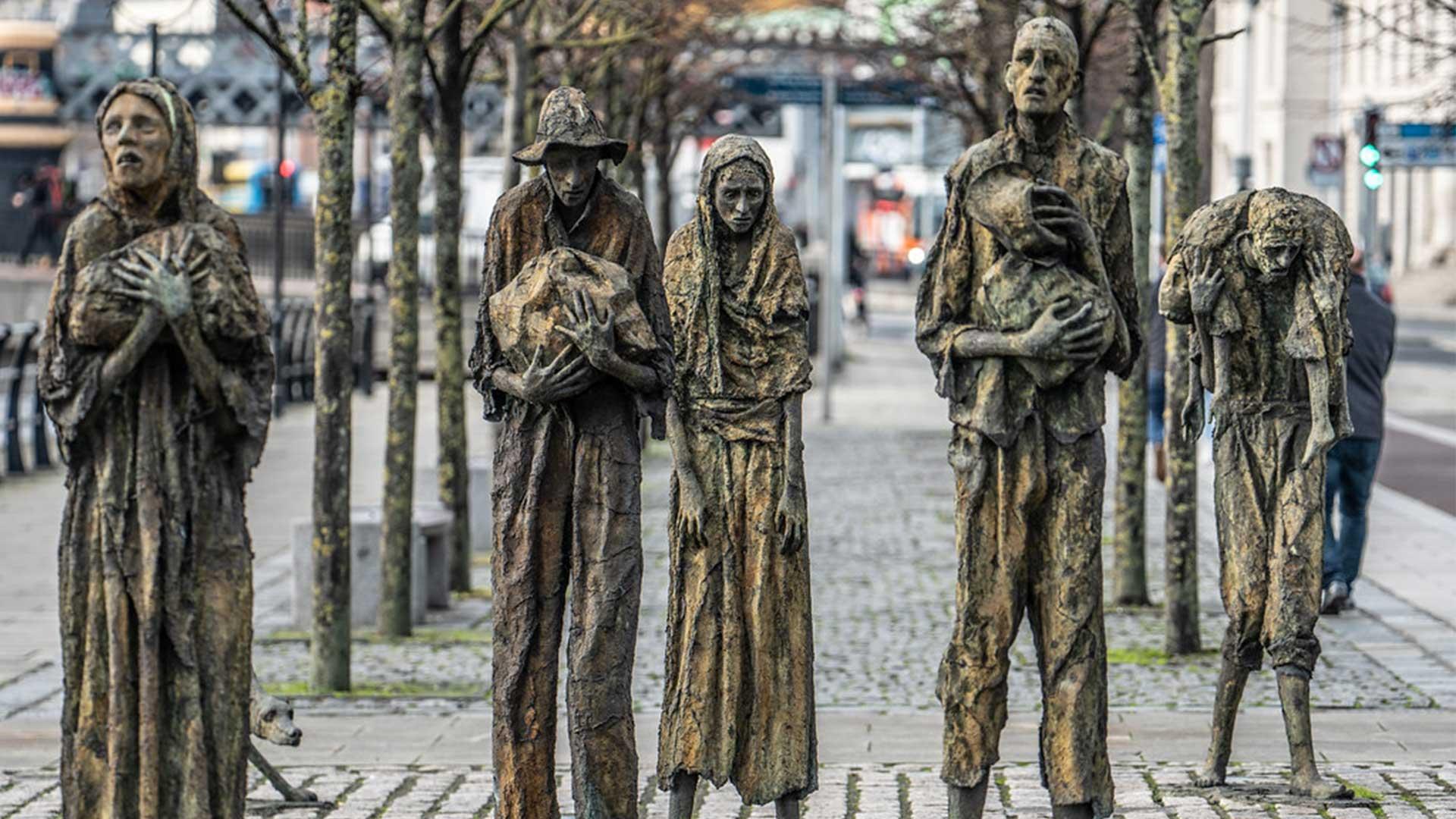 Gran Fam Irlandesa