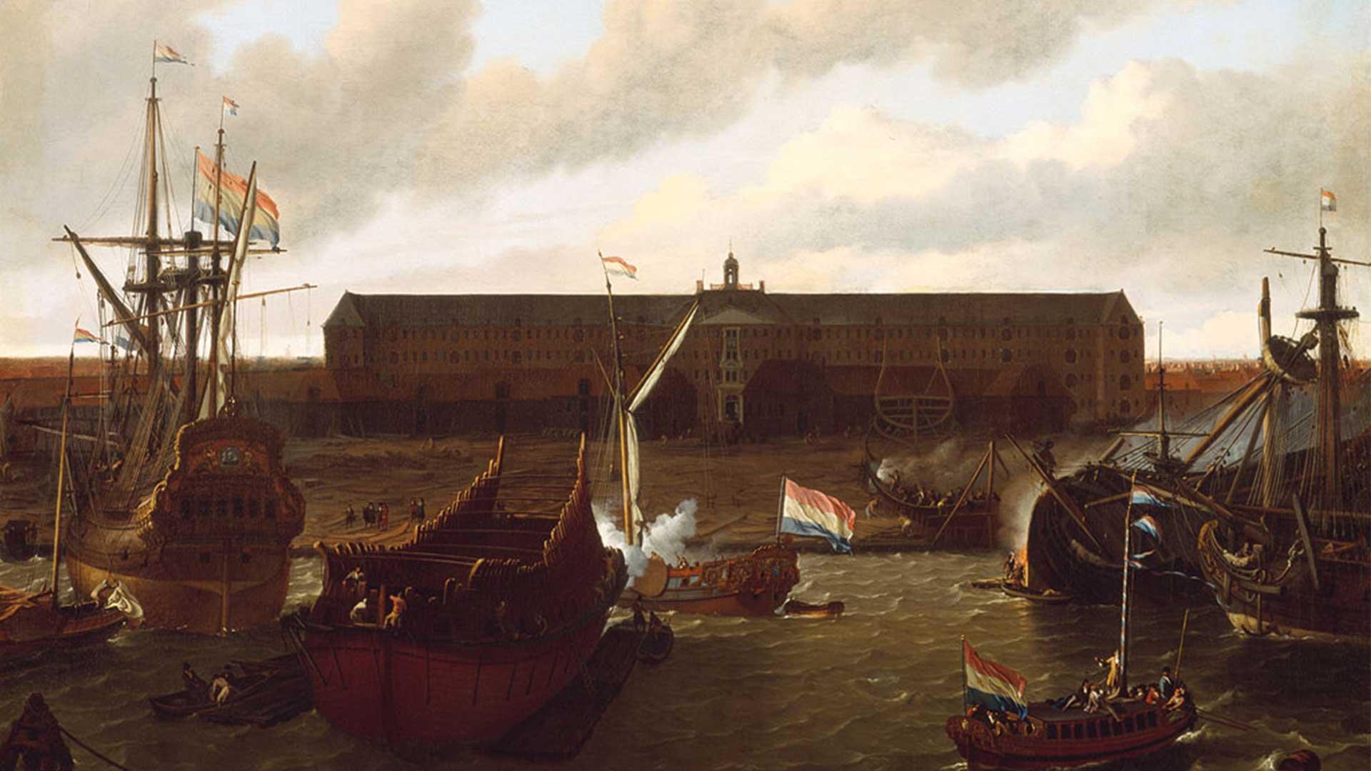 VOC Compañía Indias Orientales