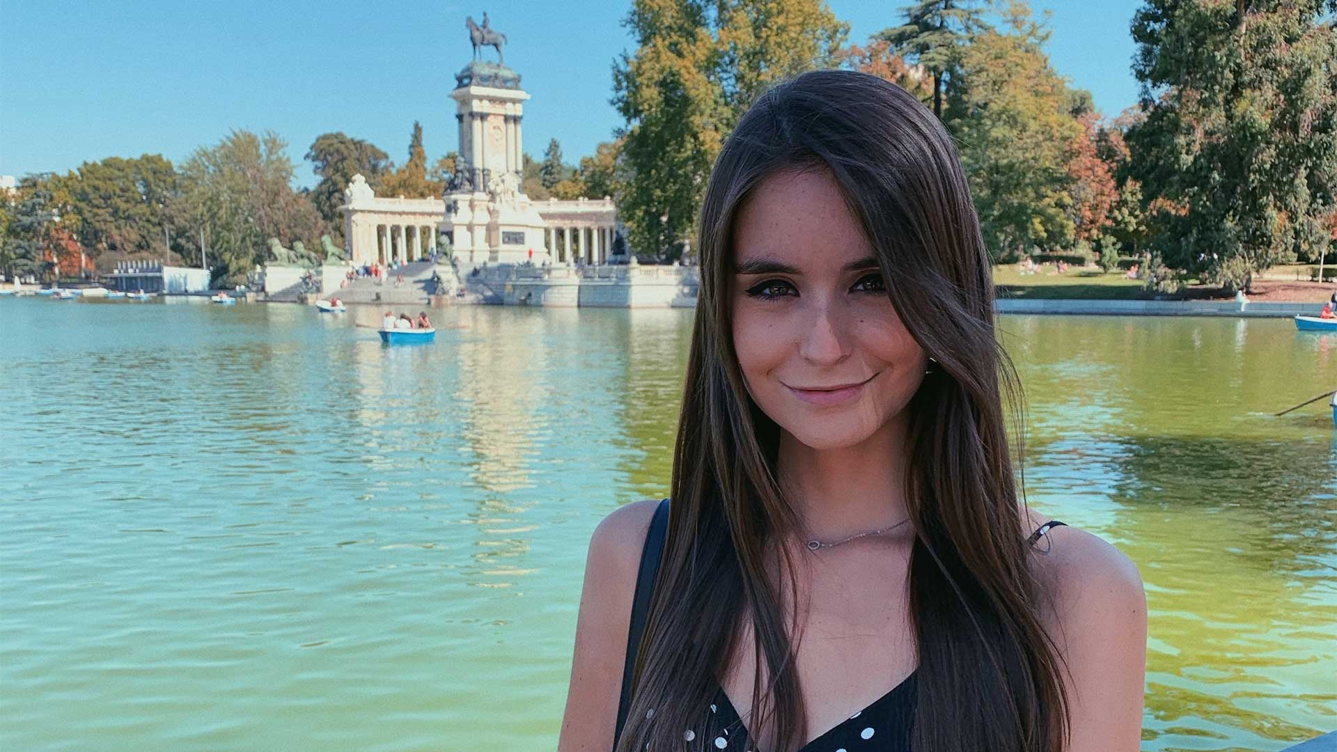 GNMI Alumni Ariadna Velasco