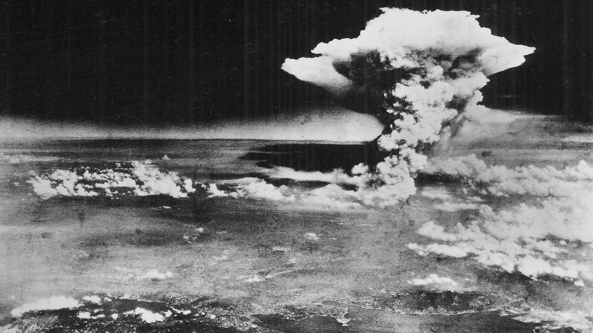 Núvol atòmic sobre Hiroshima