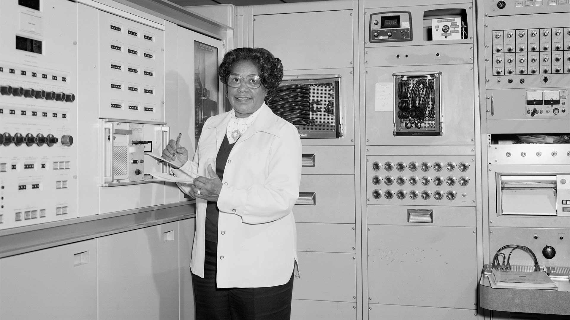 NASA Mary W. Jackson