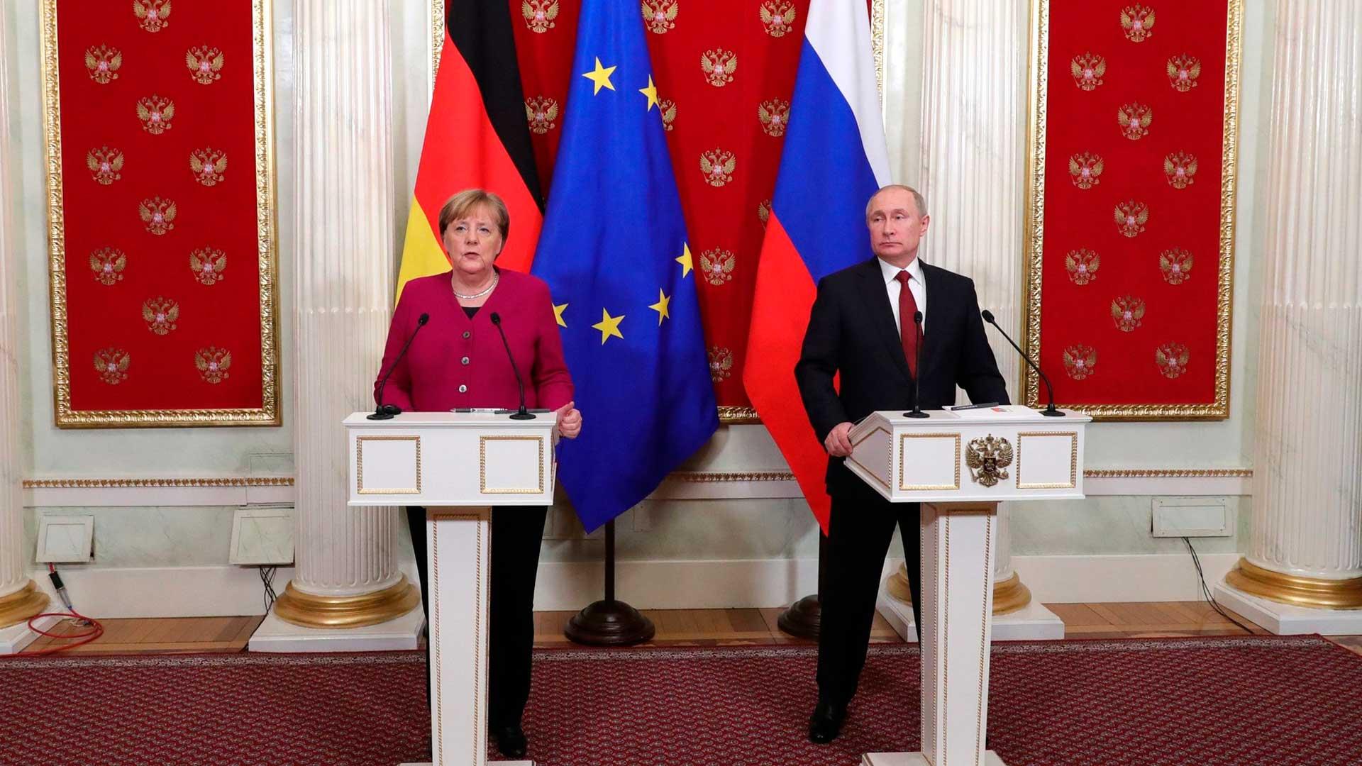 Rússia, Putin i l'imperi energètic