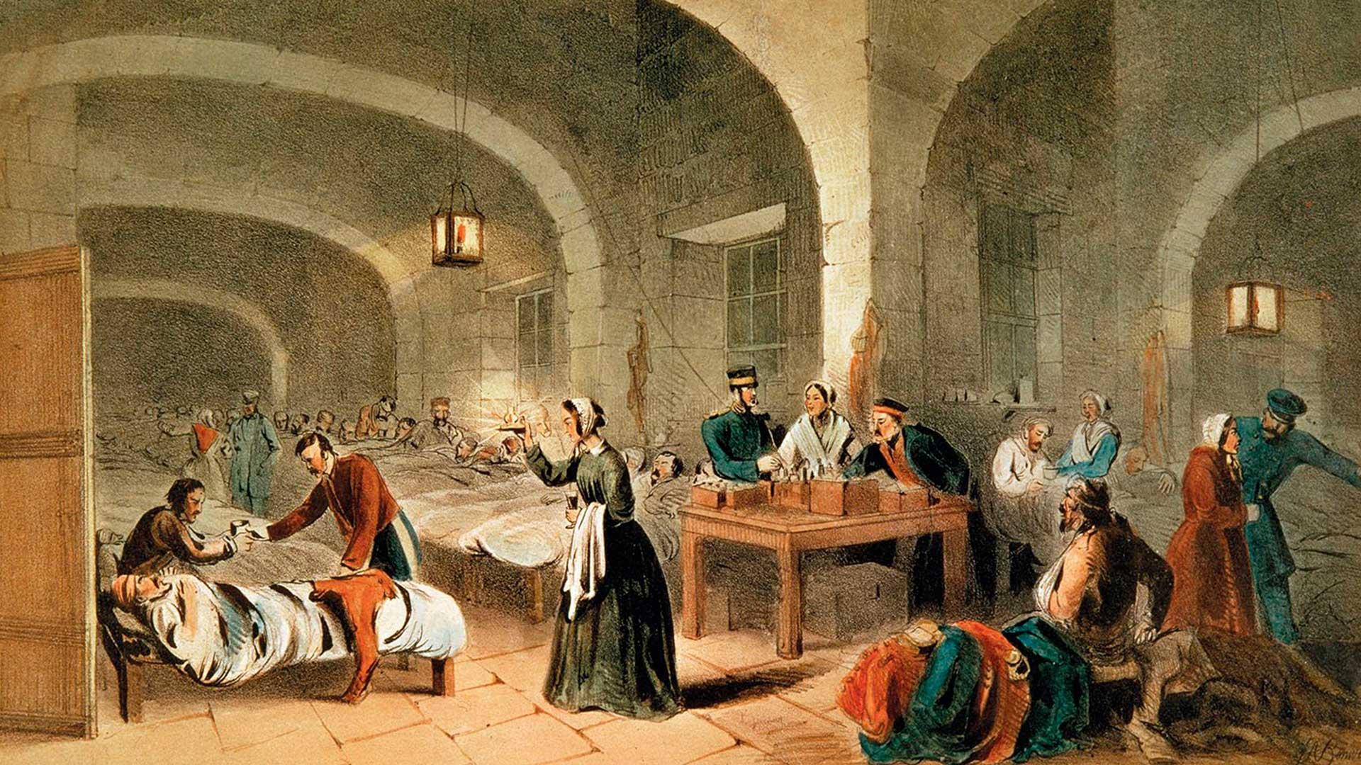 Enfermería Nightingale