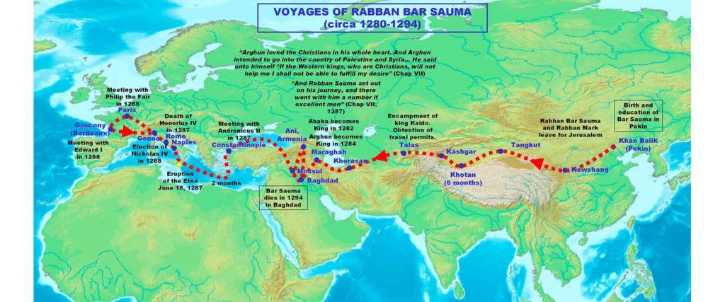 Bar Sauma mapa