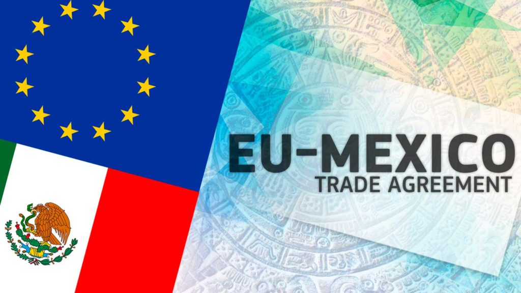 Trade Agreement Mexico - EU