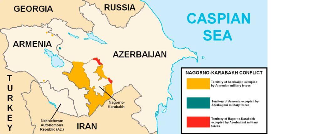 Conflicte Nagorno-Karabakh