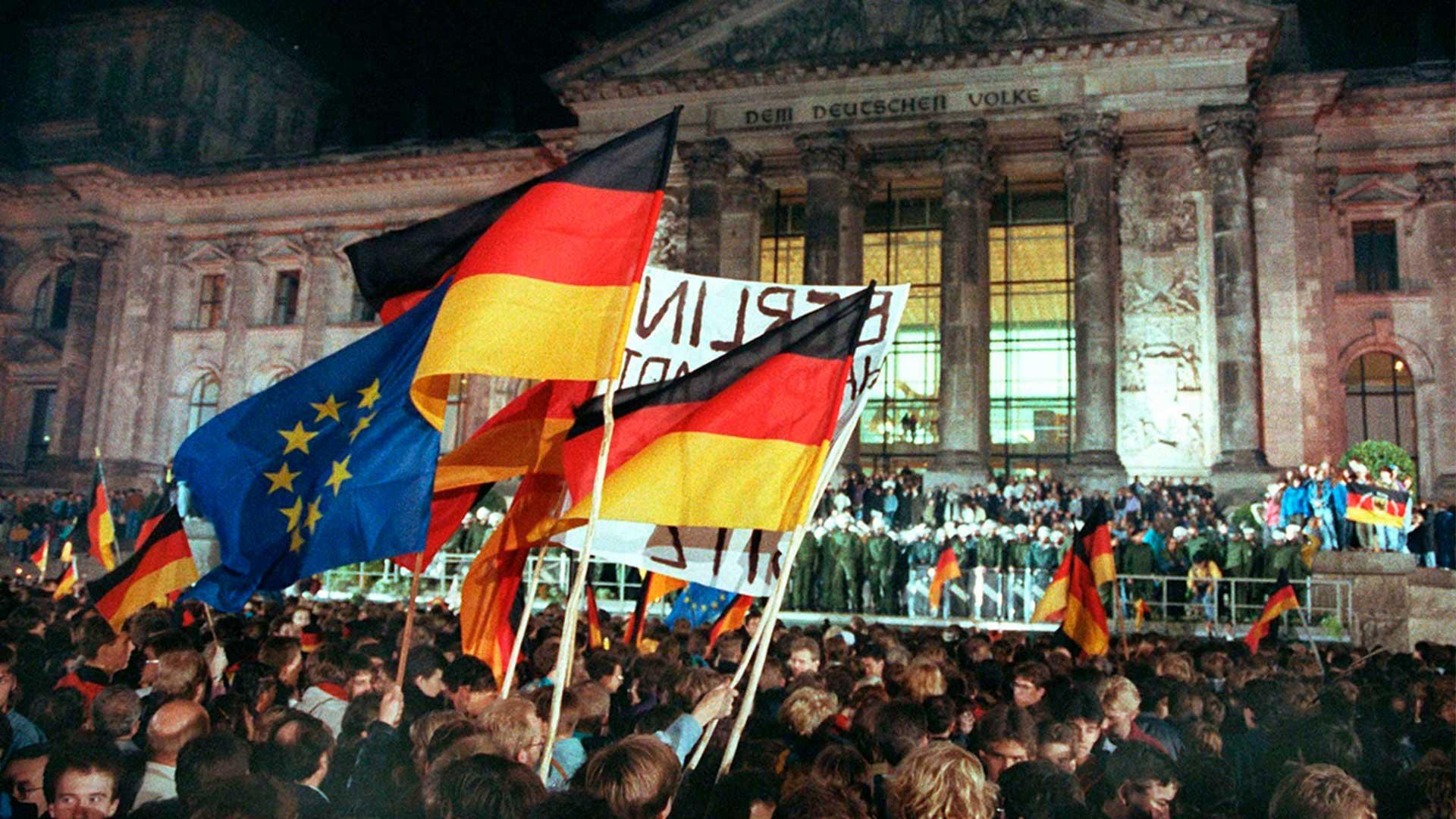 Reunificació Alemanya