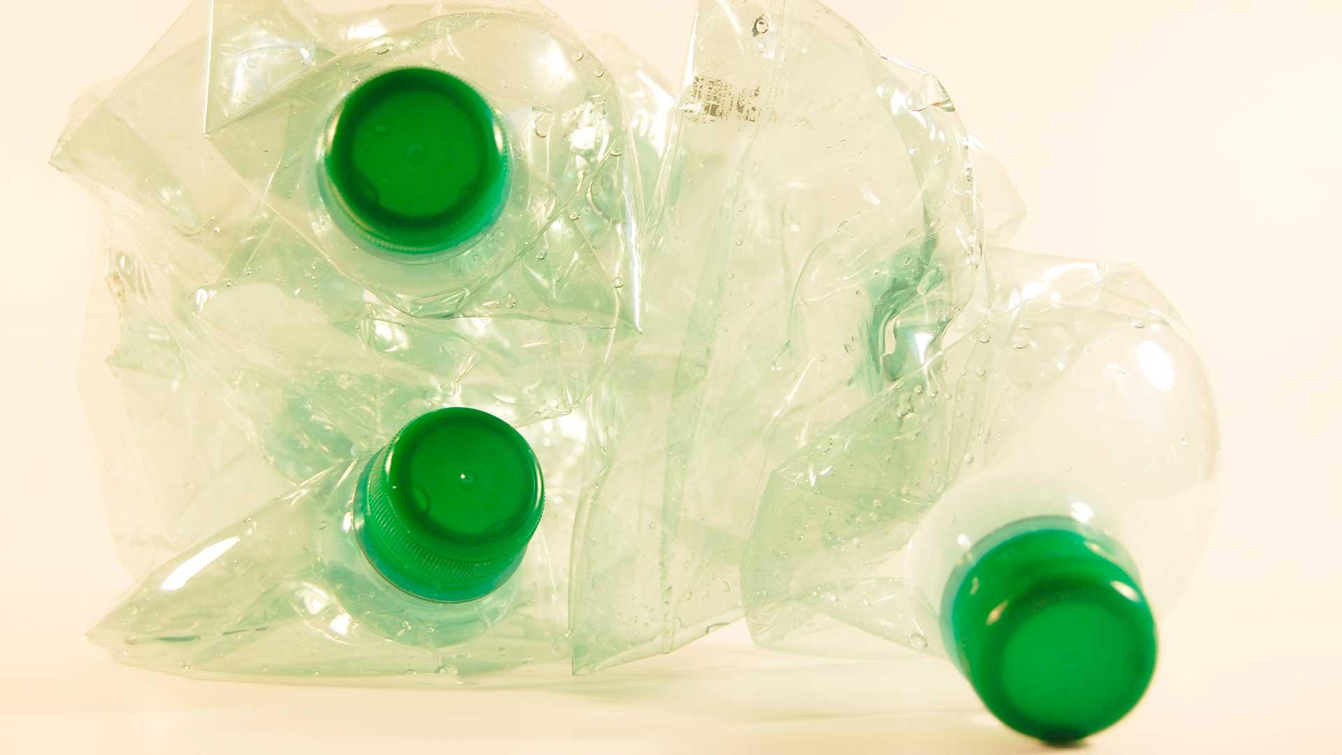 Substitució d'envasos plàstics