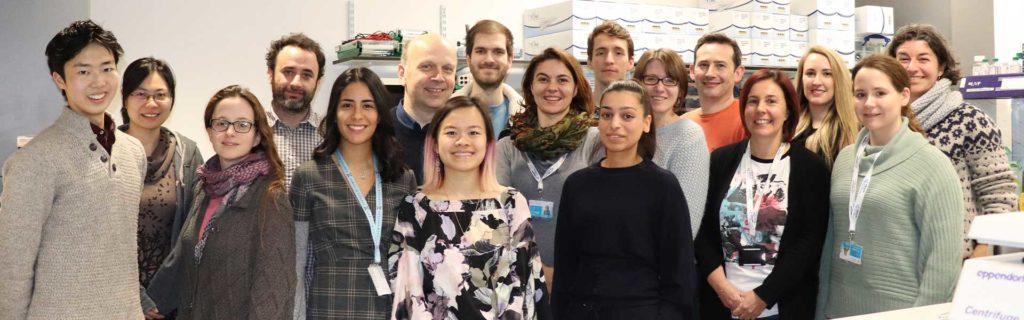 Equipo Lab Mariana Quiroga