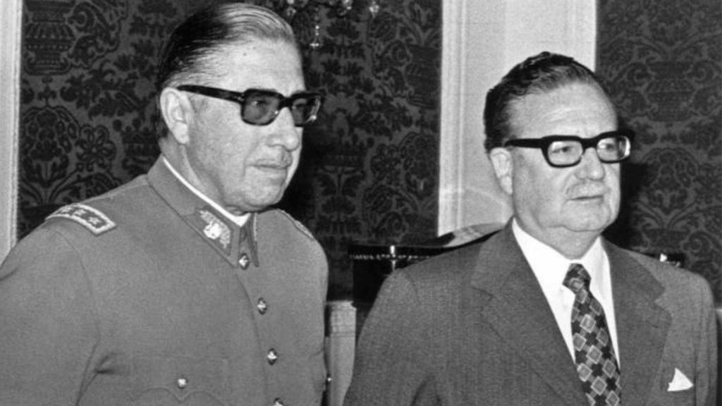 Allende Xile 11S