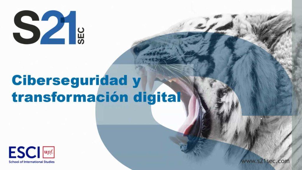 Ciberseguridad S21sec