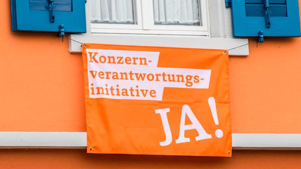 Switzerland Responsible Business Initiative