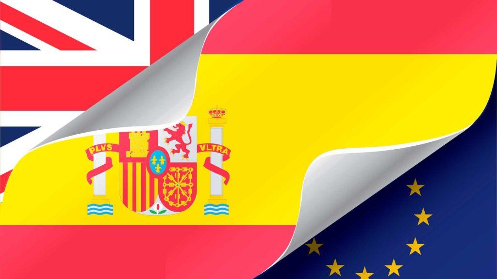 UK Espanya acord Brexit