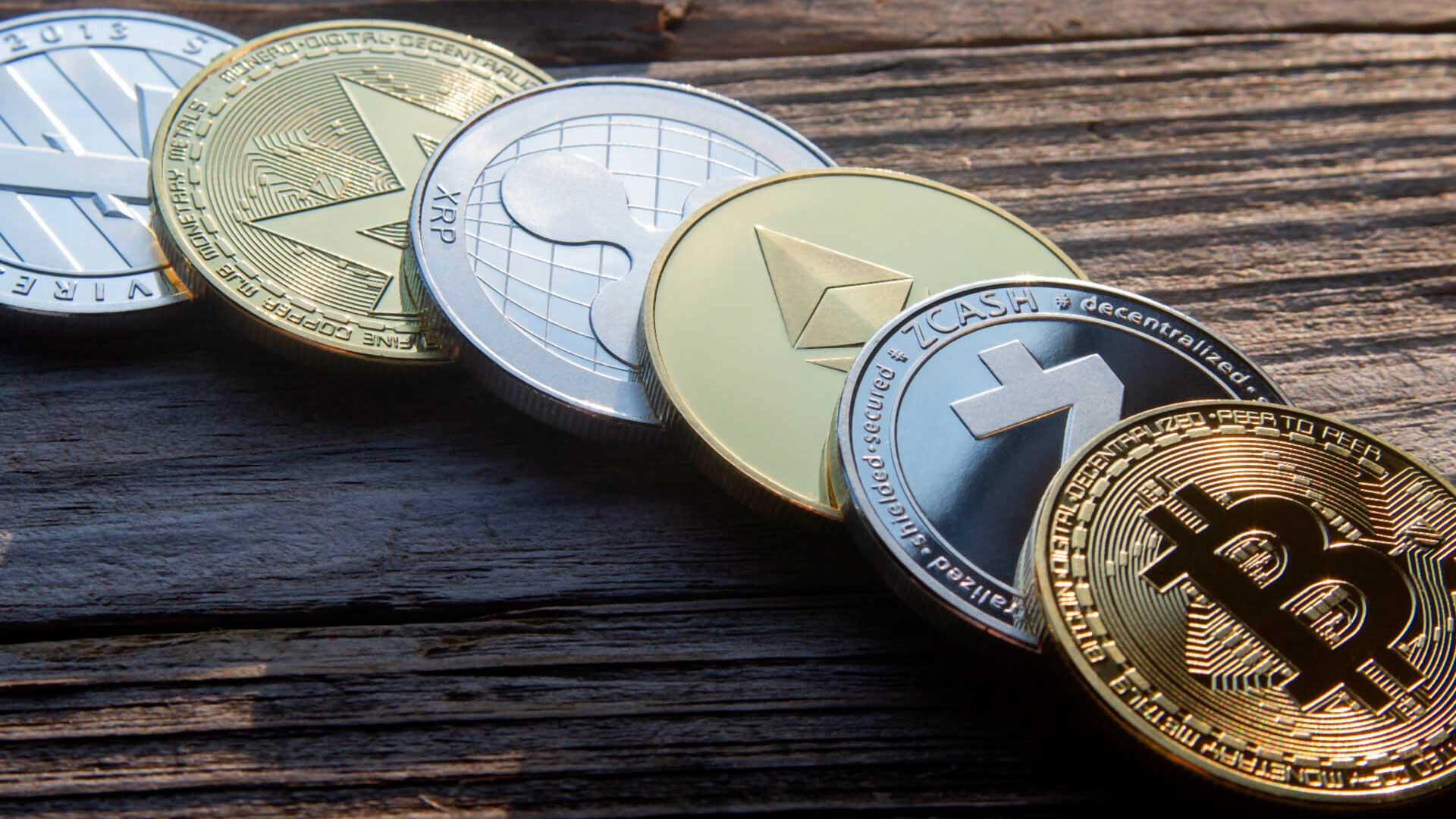 Bitcoin i altres criptomonedes