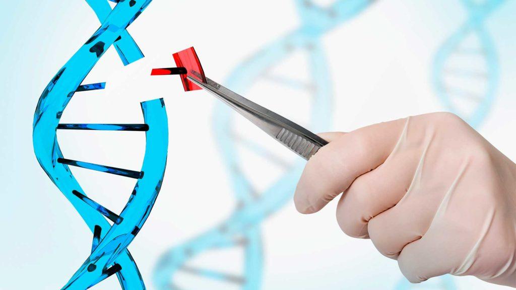 Gene editing ethics