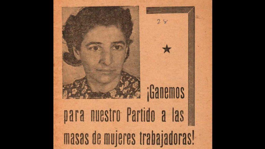 Irene Falcón