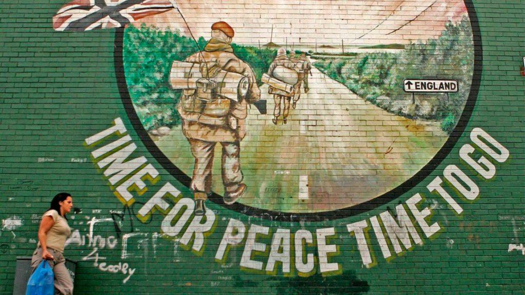Irlanda conflicte