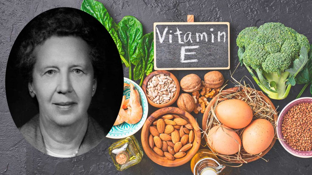 Vitamina E Gladys Anderson Emerson