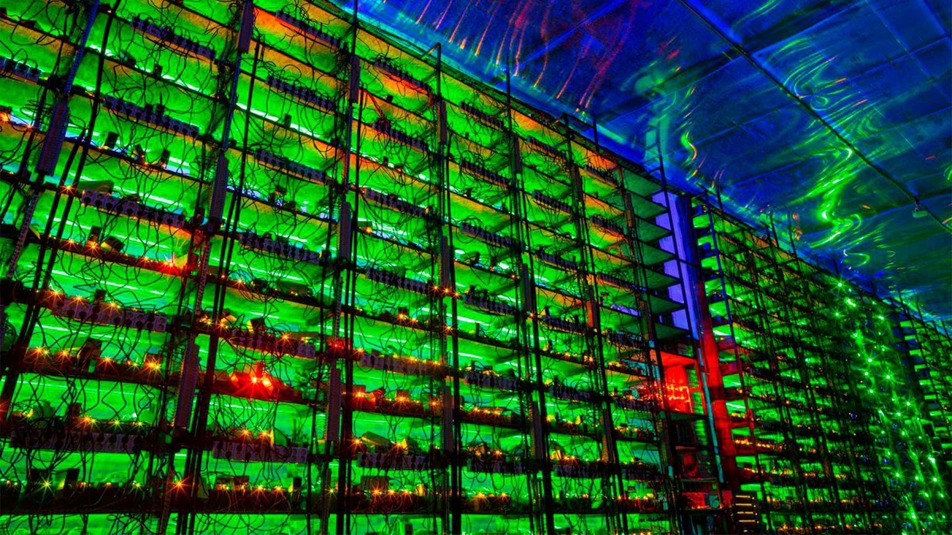 Bitcoin blockchain impacte
