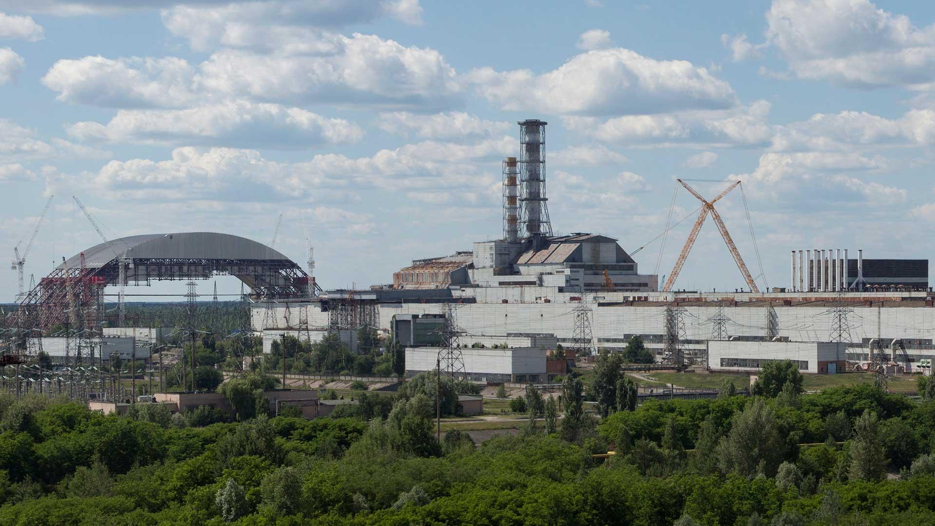Central de Txernòbil