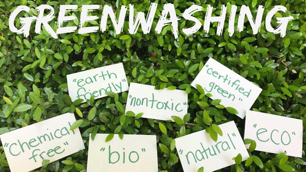 Sustainable Greenwashing