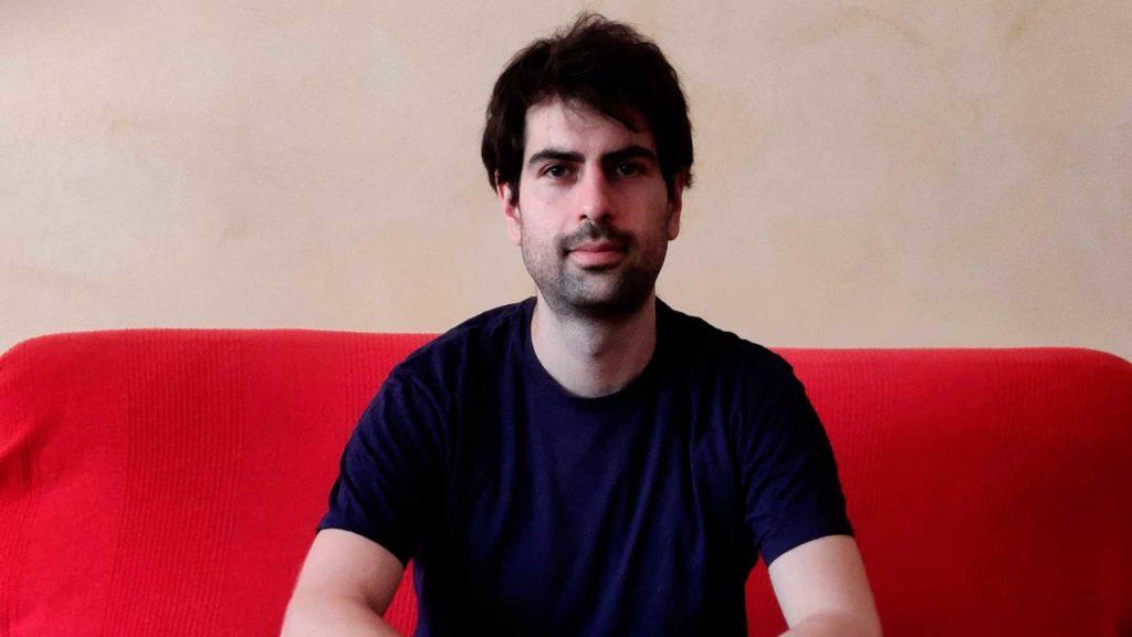 Alberto Meseguer interview
