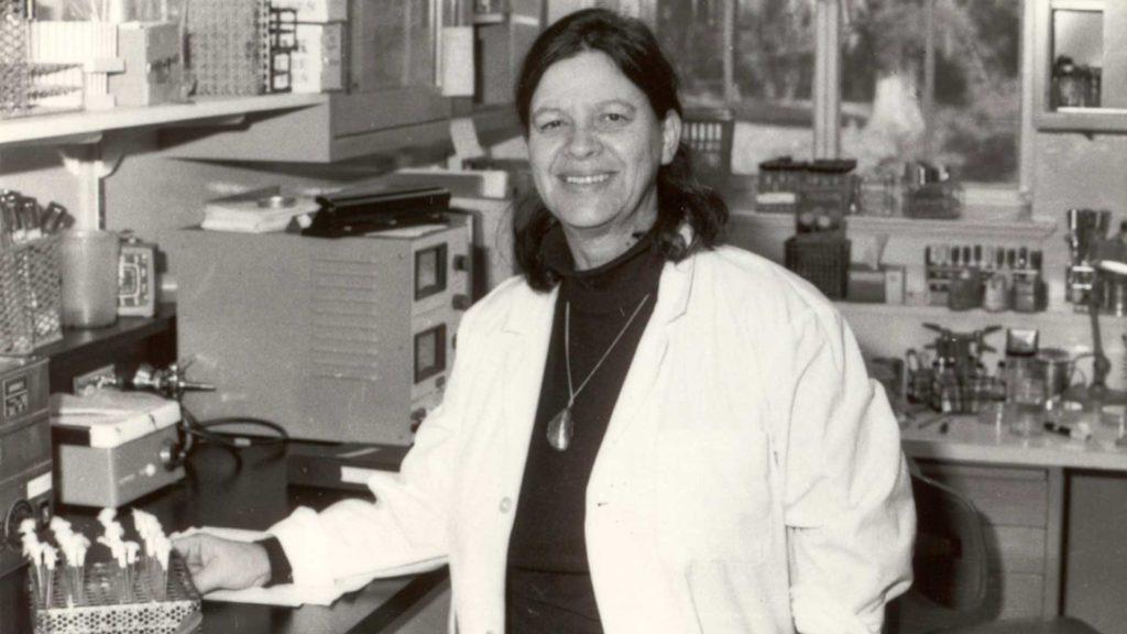 Esther Lederberg Zimmer